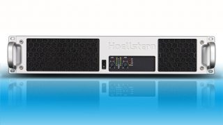 Hoellstern 2-channel DSP audio amplifier