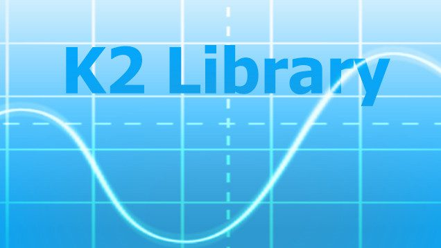 New K2 Library available
